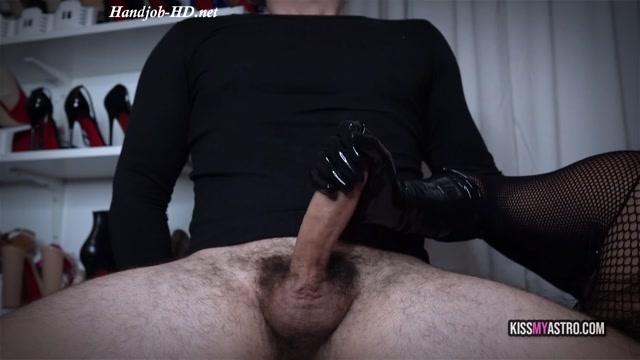Watch Free Porno Online – Latex Handjob CEI – AstroDomina – HandJob (MP4, FullHD, 1920×1080)