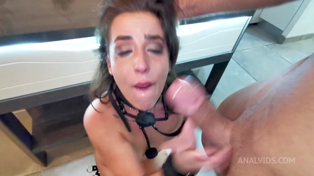 LegalPorno presents Manea Valentina - New tiny french dominant girl who humiliates for her first anal – 10.10.2021 00012