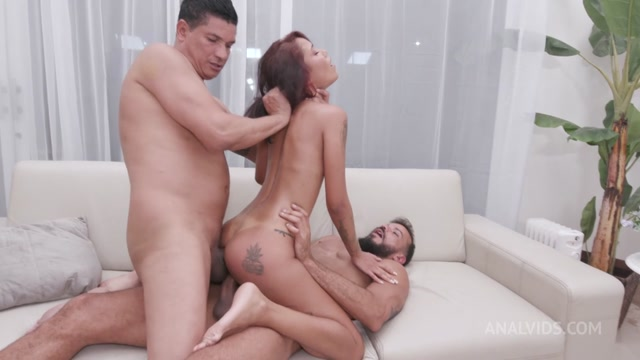 LegalPorno presents Venus Onfire - doing her first DP with big studs – 11.10.2021 00013