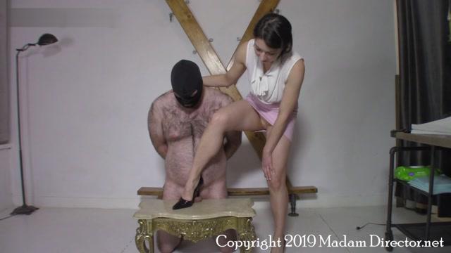 Madam Director - Lola - Ballbusting Webinar 00015