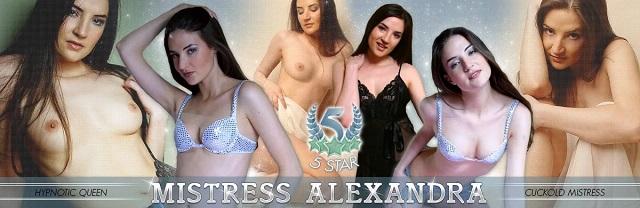 Mistress Alexandra Audio Megapack - 90 Files