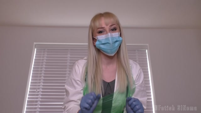 Mistress Anna Elite - EXCITEMENT IN THE CLINIC 00007