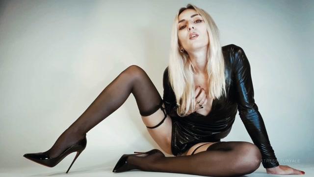Mistress Euryale - Electro Chastity Sissy Slut 00010