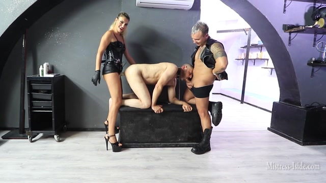 Mistress Iside - Bisexual Strapon 00009