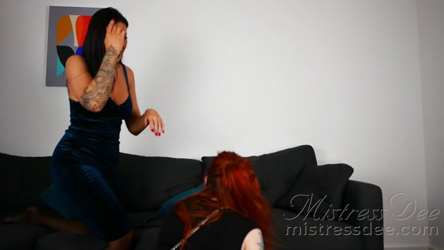 MistressDee - Friend Turned Submissive Slut part 2 00015