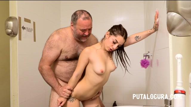 PutaLocura presents Roma Amor - SEX IN SHOWER - POLVAZO EN LA DUCHA – 17.10.2021 00012