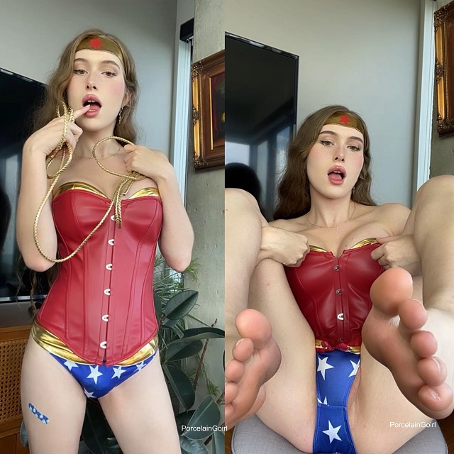 Rosealine aka porcelaingoirl 118 Clips & 679 Photos Pack Up to 09.10.2021