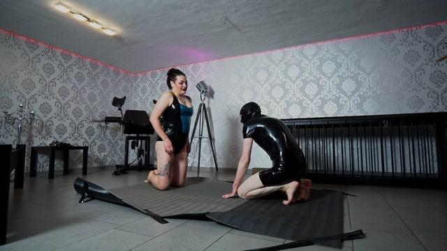 Sado Ladies, Wrestling Session - BRANDNEW 00006