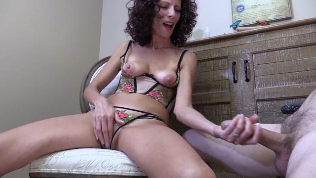 Sensual Soft Stroking Handjob - Wife Crazy Clip Store - HandJob 00005