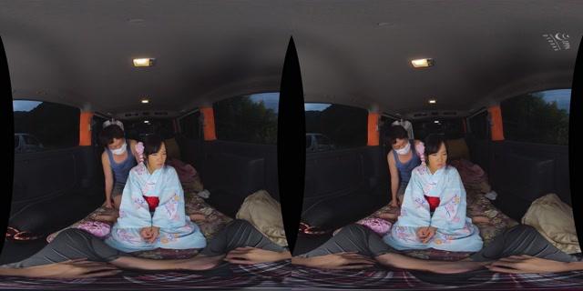 TMAVR-133 Hikaru Minazuki Lara Kudo Rina Takase F V 3D VR C 00000