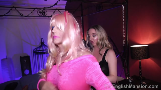 The English Mansion, Miss Eve Harper, Application Compulsory Sissy Pt3, Part 3 00003
