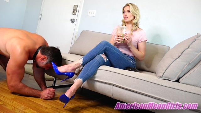 Watch Online Porn – The Mean Girls – Princess Amber – Morning-After Foot Worship (MP4, FullHD, 1920×1080)