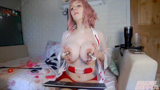 princessberpl – MV Live: Messy Pussy Pump – $29.99 (Premium user request) 00008